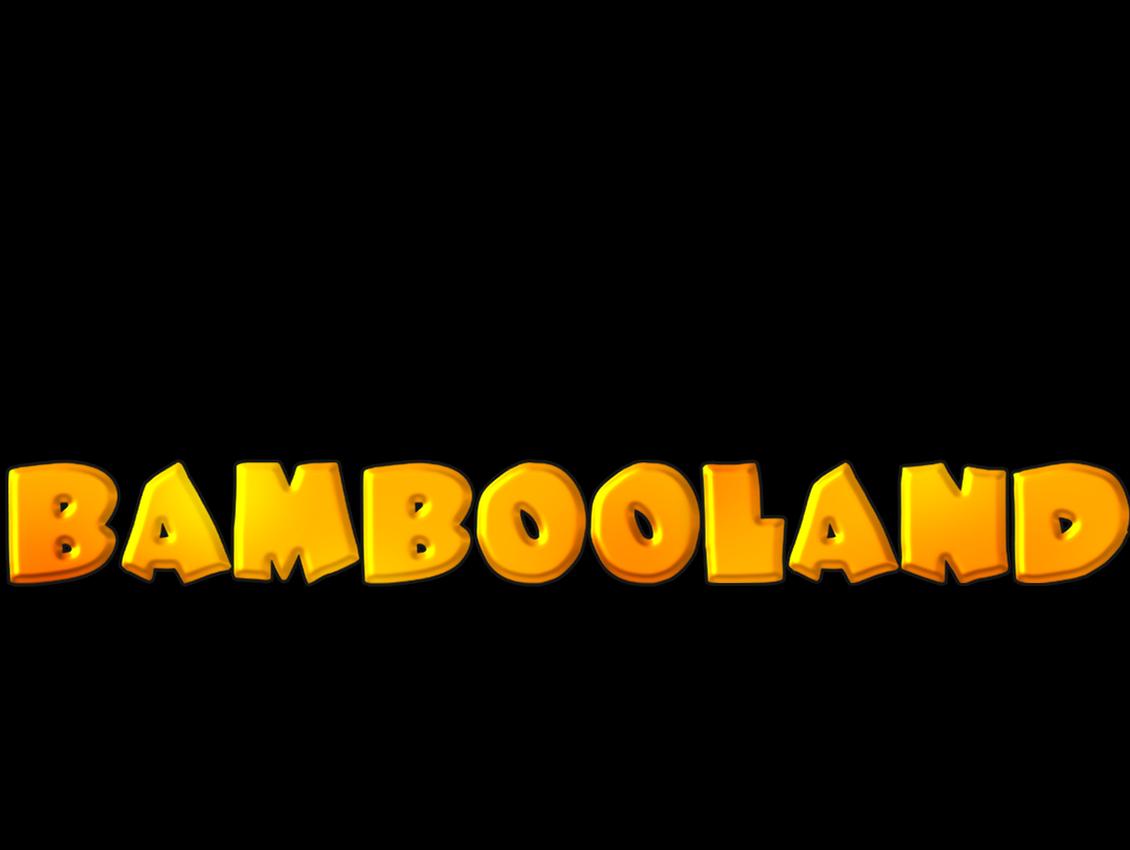 Bambooland Wildau A10 Center Schrift