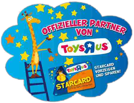 Bambooland trusted partner von Toys R Us